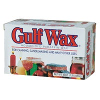 203-060-005 Gulfwax Household Paraffin Wax 203-060-005, Gulfwax Household Paraffin Wax