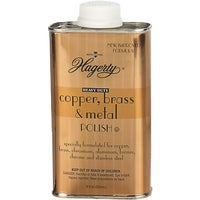 21080 Hagerty Heavy-Duty Copper, Brass And Metal Polish copper polish