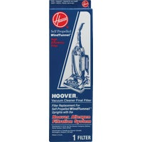 40110001 Hoover Self-Propelled WindTunnel Final Filter filter vacuum