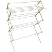 16 Madison Mill Queen Wood Clothes Drying Rack 16, Queen Wood Clothes Drying Rack