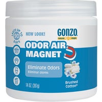 4120D Gonzo Natural Magic Odor Absorbing Scented Gel 4120D, Odor Absorbing Scented Gel