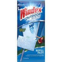 70118 Windex Outdoor All-In-One Glass Cleaning Kit Refill Pads 70118, Windex Outdoor All-In-One Glass Cleaning Kit Refill Pads