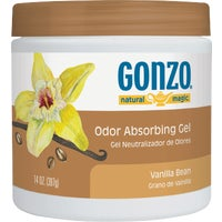 4124D Gonzo Natural Magic Odor Absorbing Scented Gel 4037, 4124D Odor Absorbing Scented Gel