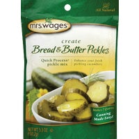 W620-J7425 Mrs. Wages Quick Process Pickling Mix mix pickling