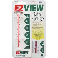 820-0188 EZView Glass Rain Gauge gauge rain