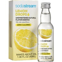1421510010 SodaStream Sparkling Water Fruit Drops
