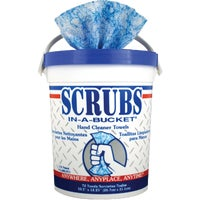 ITW42272 Scrubs Hand Cleaner Wipe 42272, SCRUBS Hand Cleaner Wipe