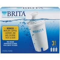 35503 Brita Pitcher Replacement Water Filter Cartridge 35503, 35503 Brita Pitcher Replacement Water Filter Cartridge