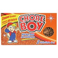215 Chore Boy Copper Scouring Pad pad scouring
