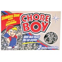218 Chore Boy Stainless Steel Scouring Pad pad scouring