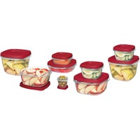 2066470 Rubbermaid Easy Find Lids 24-Piece Food Storage Container Set 1779217, Rubbermaid Easy Find Lids 24-Piece Food Storage Container Set