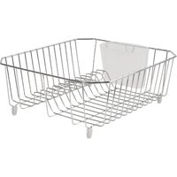 FG6008ARCHROM Rubbermaid Wire Sink Dish Drainer dish drainer