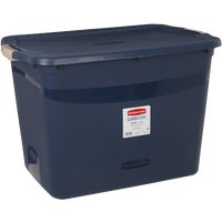 RMCS360001 Rubbermaid Clever Store Storage Tote storage tote