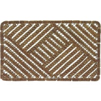 06201P6 Bacova Koko Brush Door Mat door mat