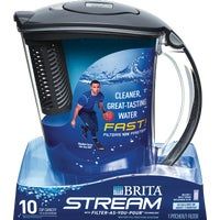 36217 Brita Stream Rapids Filter-As-You-Pour Pitcher