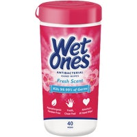 4703 Wet Ones Antibacterial Canister 4703, 4703 Wet Ones Canister