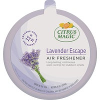 616472347-6PK Citrus Magic Solid Air Freshener