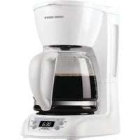 CM1160W Black & Decker 12-Cup Programmable Coffee Maker coffee maker