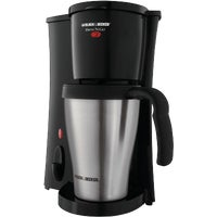 DCM18S Black & Decker Brew N Go Personal Coffee Maker coffee maker