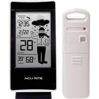 2045 Acu-Rite Wireless Weather Station Forecaster station weather