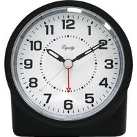 14080 La Crosse Technology Equity Battery Operated Alarm Clock 14080, Elgin Battery Operated Alarm Clock