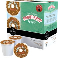 5000081854 Keurig Donut Shop Coffee K-Cup Pack 108879, Keurig Coffee K-Cup Pack
