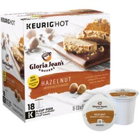 5000081866 Keurig Gloria Jeans Coffee K-Cup Pack 108890, Keurig Coffee K-Cup Pack