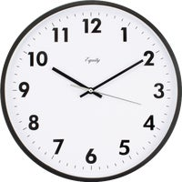 25509 La Crosse Technology Equity Commercial Wall Clock clock wall
