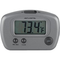 00888A3 AcuRite Digital Indoor And Outdoor Thermometer 00888A3, AcuRite Digital Indoor And Outdoor Thermometer