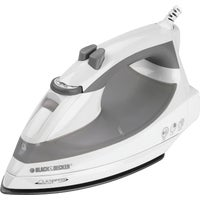 F976 Black & Decker QuickPress Motion Sensitive Steam Iron iron steam