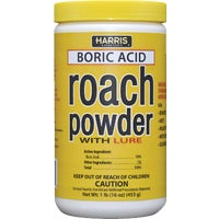 BAR-16 Harris Boric Acid Ant & Roach Killer