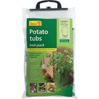 7505 Gardman Potato Grow Tub Garden System 7505, 7505 Potato Grow Tub Planter