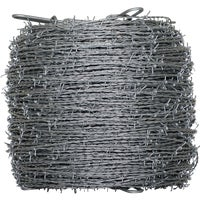 0115-0 Oklahoma Steel & Wire High-Tensile Barbed Wire barb high rangemaster tensile wire