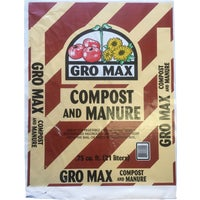 34050 Gro Max Composted Cow Manure 34050, Gro Max Composted Cow Manure