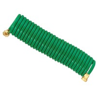 HR47AA1-G Best Garden Coiled Hose coiled hose