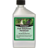 10611 Ferti-lome Fish Emulsion Fertilizer Liquid Plant Food 10611, Ferti-lome Fish Emulsion Fertilizer Liquid Plant Food