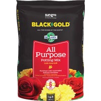1410102.CFL001P Black Gold All Purpose Potting Soil potting soil