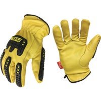 ILD-IMPC5-04-L Ironclad Ultimate 360 Impact Leather Work Glove gloves ironclad ultimate work