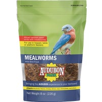 12816 Audubon Park Dried Mealworms 38097, Stokes Select Dried Mealworms