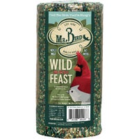 128 Mr. Bird Wild Bird Feast Seed Log 8003, Pine Tree Farms Nutsie Bird Seed Log