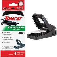 360820 Tomcat Secure-Kill Rat Trap 360810, 360810 Tomcat Secure-Kill Rat Trap