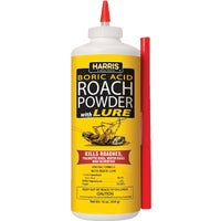 HRP-16 Harris Boric Acid Roach Killer With Applicator killer roach