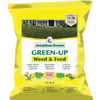 12344 Jonathan Green Green-Up Weed & Feed Lawn Fertilizer With Weed Killer 12344, Jonathan Green Lawn Fertilizer With Weed Killer