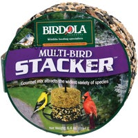 54610 Birdola Multi-Bird Stacker Wild Bird Seed Cake 54610, Birdola Multi-Bird Blend Bird Seed Cake