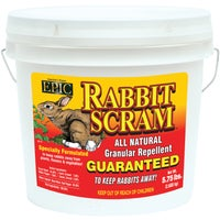 11006 Rabbit Scram Organic Rabbit Repellent animal repellent