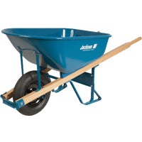 M6T22 Jackson Professional Steel Wheelbarrow M6T22, M6T22 Jackson Professional 6 Cu. Ft. Steel Wheelbarrow