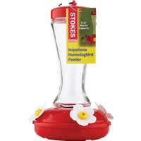 38235 More Birds Impatiens Hummingbird Feeder feeder hummingbird