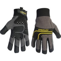 S77652 Stanley Synthetic Leather Work Glove gloves work