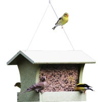 GSHF200 Birds Choice Green Solutions Medium Hopper Bird Feeder bird feeder