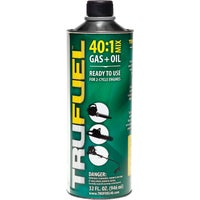 6525538 TruFuel Ethanol-Free Small Engine Fuel & Oil Pre-Mix 6525538, TruFuel Gas & Oil Pre-Mix